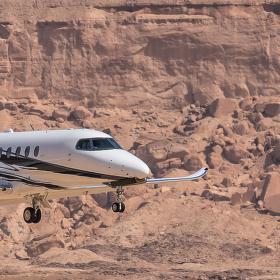 Cessna 680A Latitude