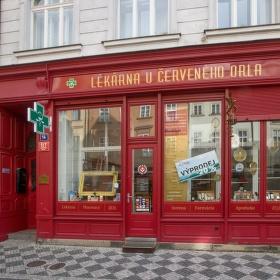 Lékárna v Havelské
