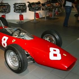 Ferrari 156 F1 63 (1963)