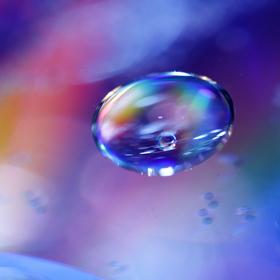 Perla (Výtvarné makro)