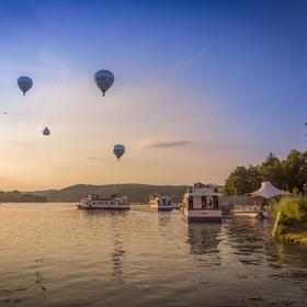 Balóny nad Prýglem :-)