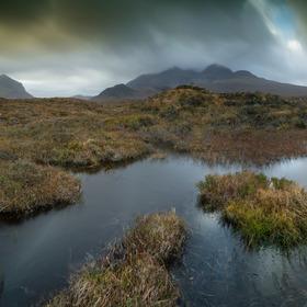 Sligachan_Isle of Sky_Skotsko