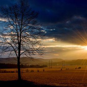 Když jde slunce spát