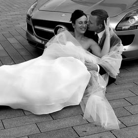 Foto u svadebního daru