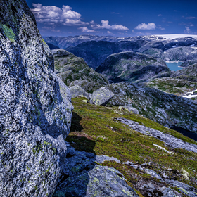 Norská tundra