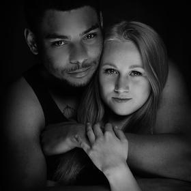 Černobílá láska...