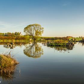 Rybník Romovák