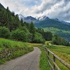 Národní park Stelvio