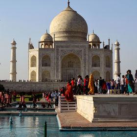 Výlet na Tádž Mahal