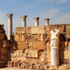 Torzo (Salamis - Severní Kypr)
