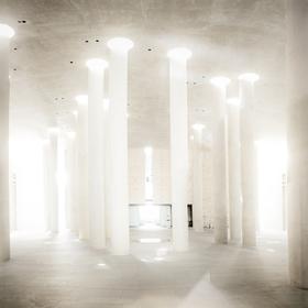 Atlas mraků v Berlínském krematoriu