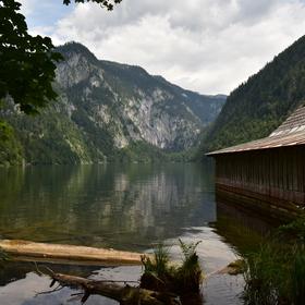 Poklad nenalezen ... jezero Toplitzsee, Rakousko