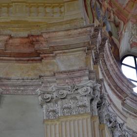 Křtinské římsy