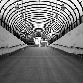 Poděbrady - nádraží podchod