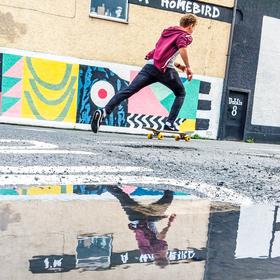 Skateboarding III