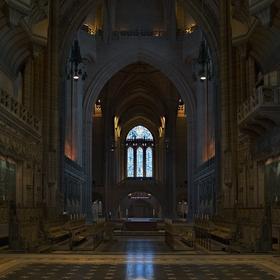Liverpoolská katedrála