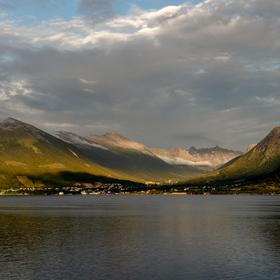 Almestranda - view to Vardal