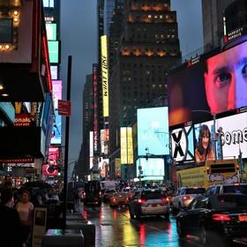 Když v N.Y. prší...