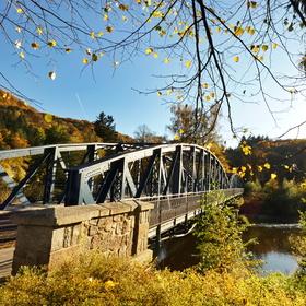 Most přes Ohři