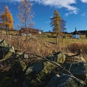Podzim pod Šindlovem ...