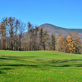Konec sezony na golfu.