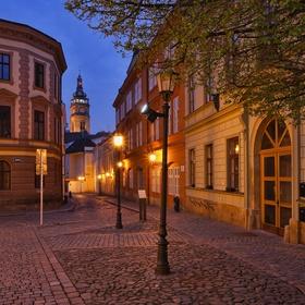 Zieglerova ulice Hradec králové