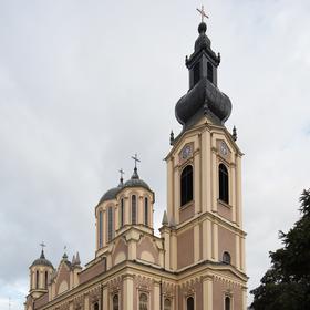 Katedrála Narození Panny Marie - Sarajevo