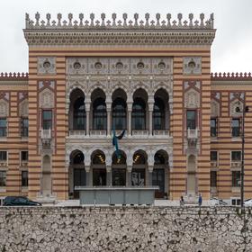 Vijećnica - radnice Sarajevo