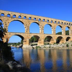 Pont du Gard..