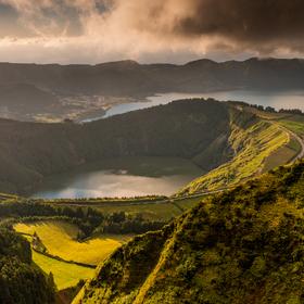 Azores kráter