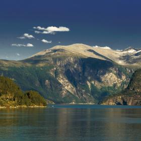 Přes fjord