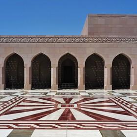 Veká mešita sultána Quaboose