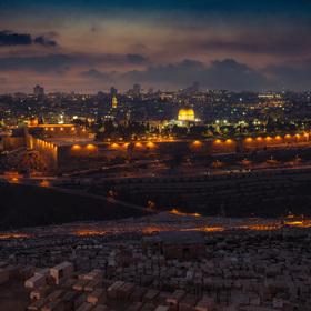 Město příběhů-Jeruzalém