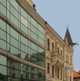 Stará a nová architektura