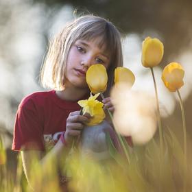 Jarní zahrádková