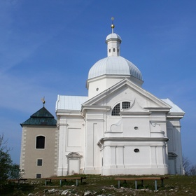 kaple sv. Šebestiána
