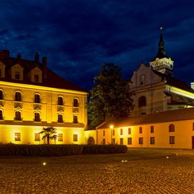 Zámek v Lipníku n. Bečvou