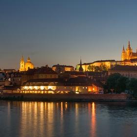 Večer pražský II