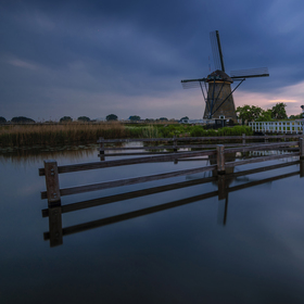 Kinderdijk - Holandsko :-)