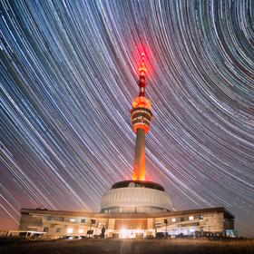 Hvězdné dráhy na Pradědu