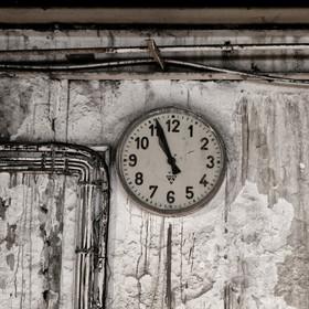 čas se zastavil