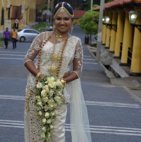 Sinhálská nevěsta