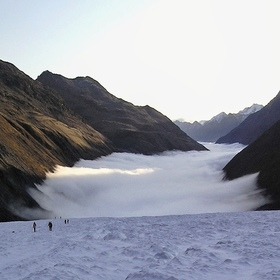 Etzálské Alpy