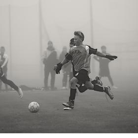 Anglická mlha