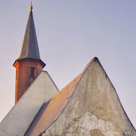 Kostel sv. Vavřince - Želina