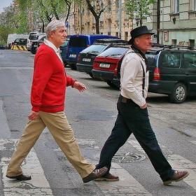 Žižkovská Abbey Road