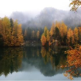 Podzim v Adršpachu