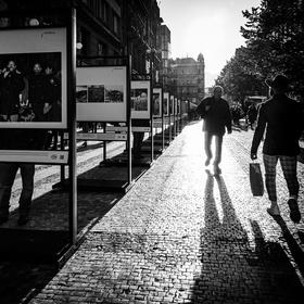 V uličkách pražských
