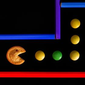Pac-Manův labyrint