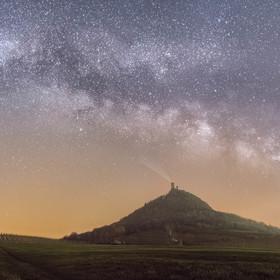 Hazmburské počítání hvězd